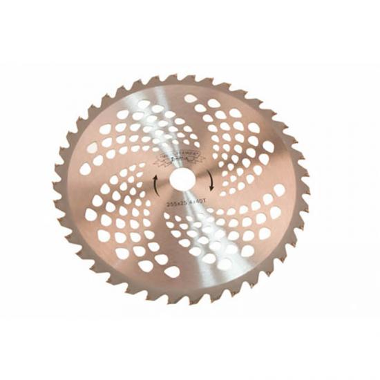 Disc motocoasa circular Micul Fermier cu 40 dinti vidia 255x25.4x40T