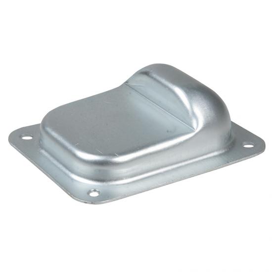 Opritor mecanic poarta batanta, zincat, inaltime 43 mm, baza 120x100 mm